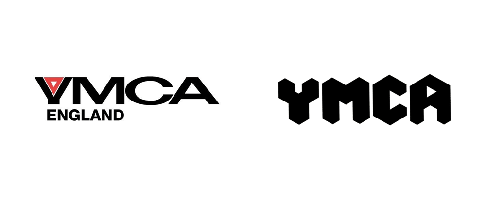 Brand New: New Logo and Identity for YMCA of England by