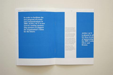 FPO AGDA Sponsorship Brochure