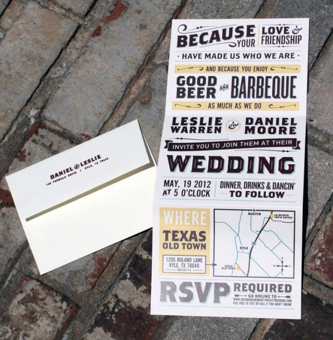 Alternative Wedding Invitation 2 Invites In A Tin