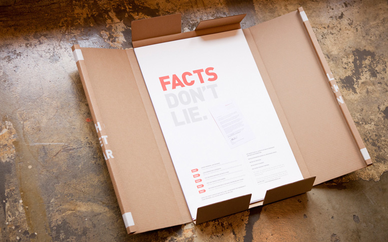 FPO Facts Dont Lie Poster Package