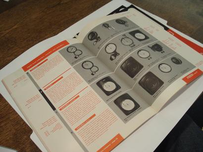 Ladislav Sutnar at the RIT Graphic Design Archives