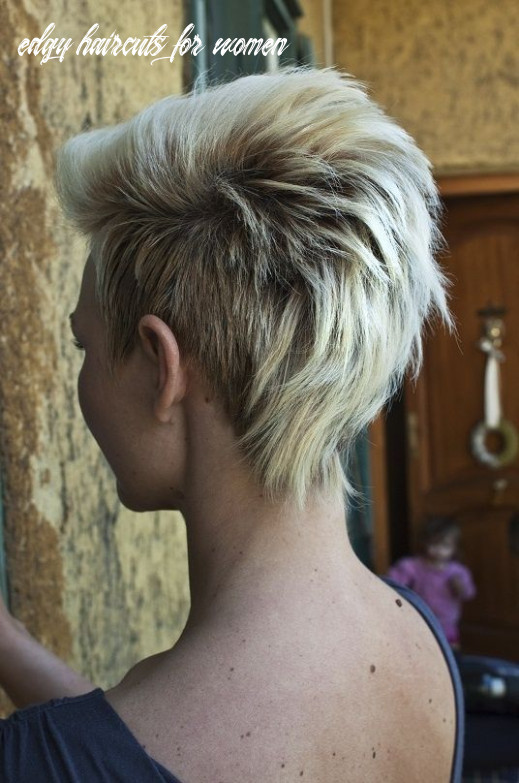 10 edgy and out of the box short haircuts for women | frisuren