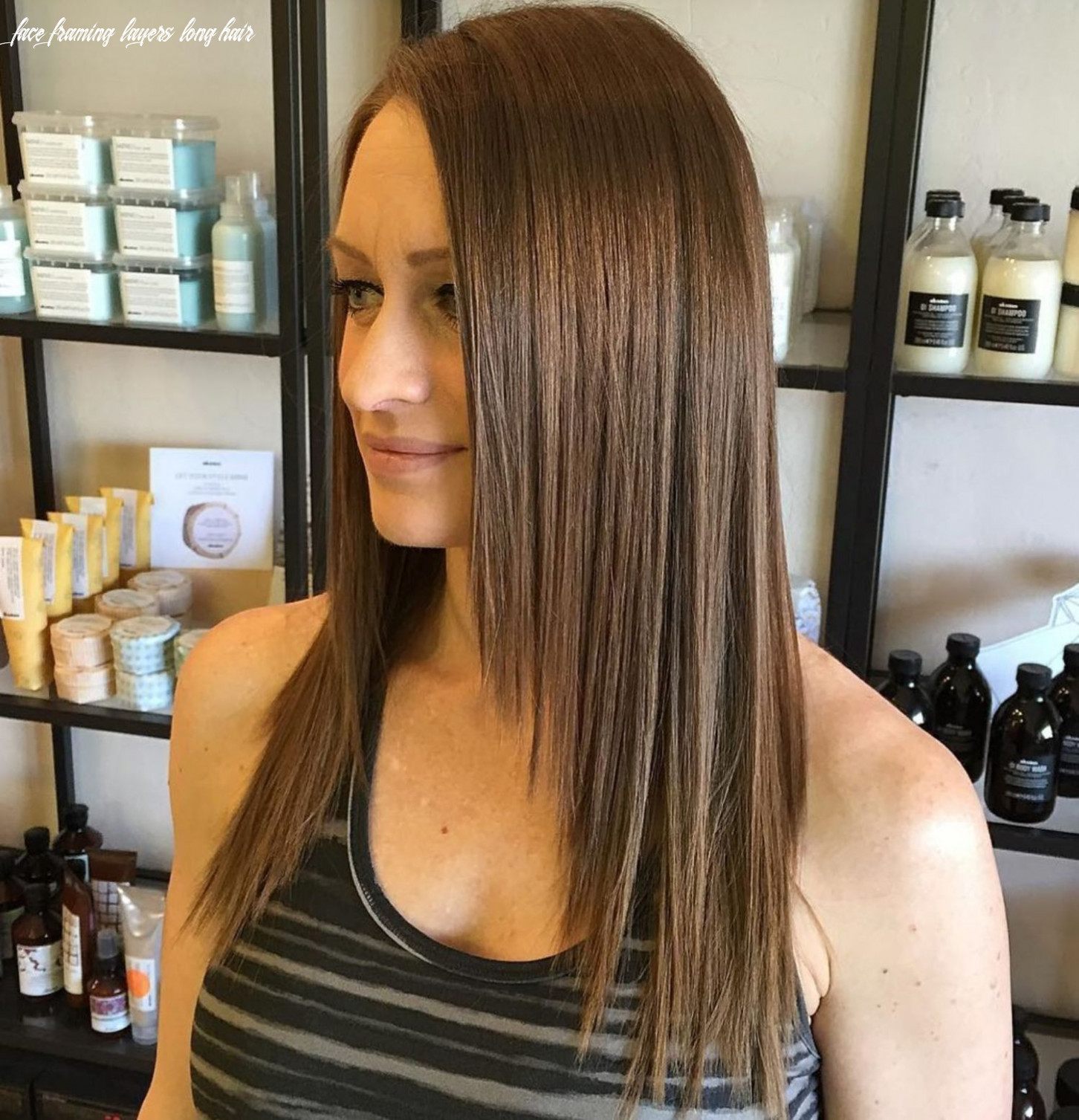 10 long hairstyles and haircuts for fine hair (with images)   long