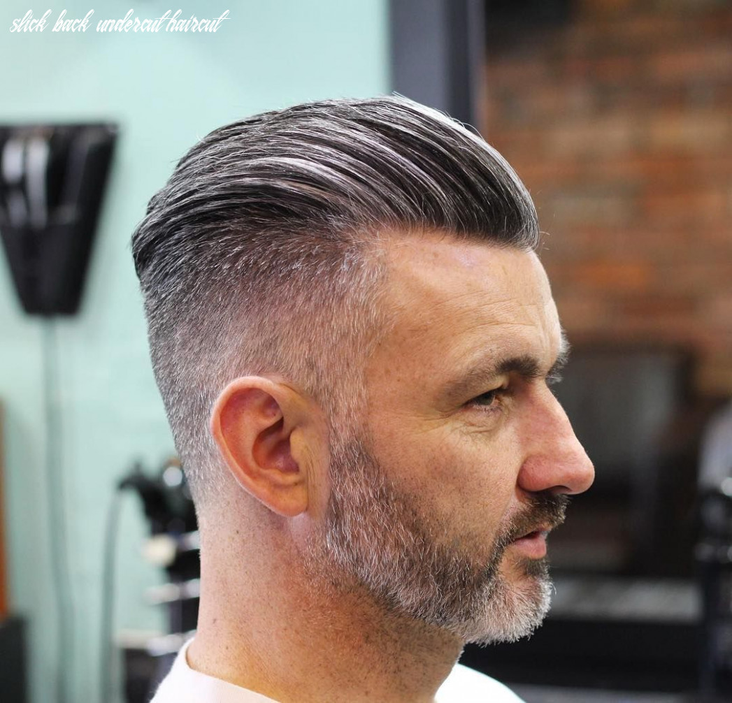 10 slicked back hairstyles 1017 for men that no guy should miss