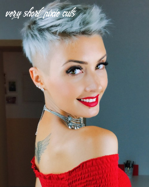 11 very short pixie cuts for fine hair 11 short pixie cuts very short pixie cuts