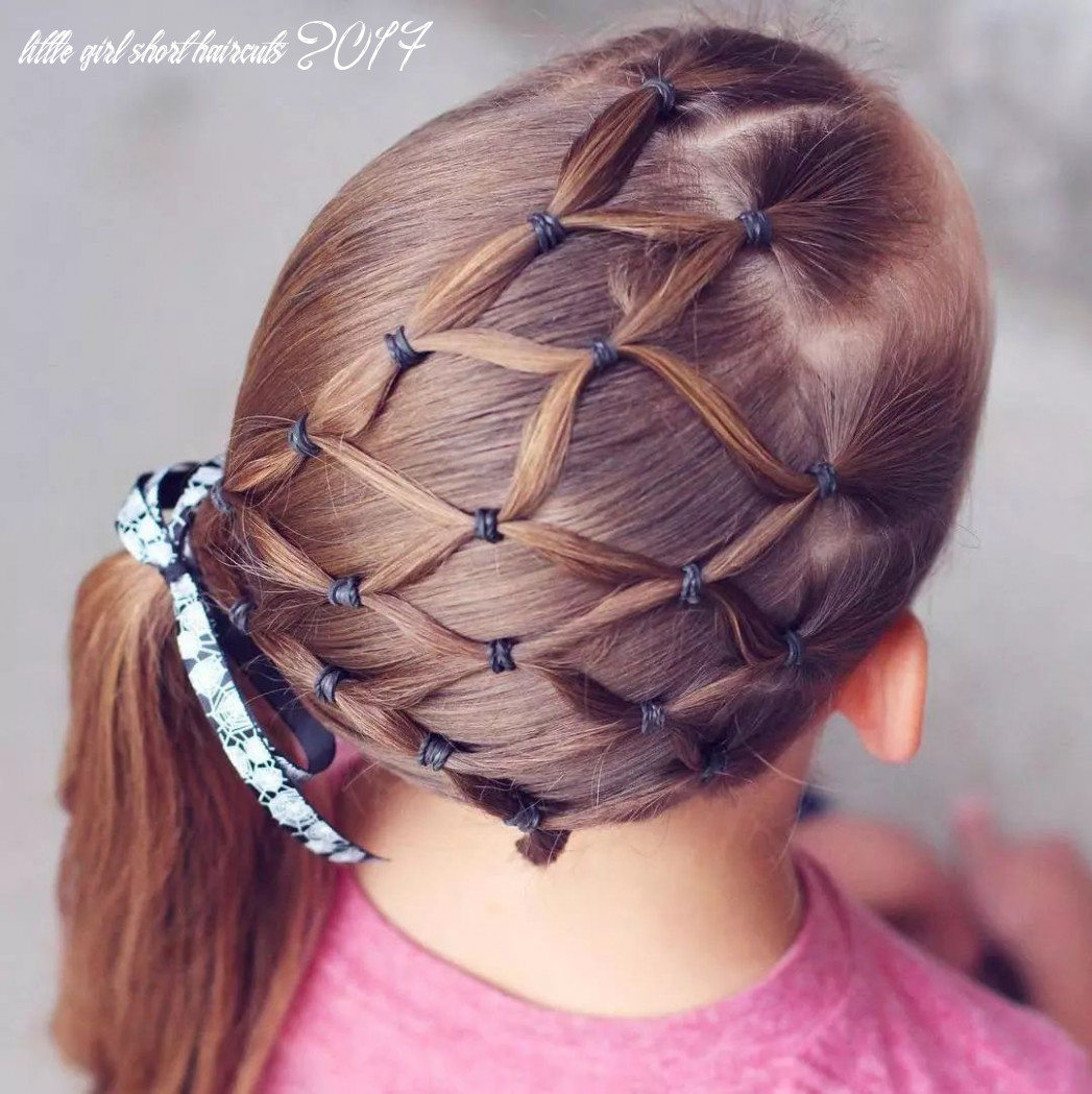 12 beautiful hairstyles for your little girl: inspire yourself
