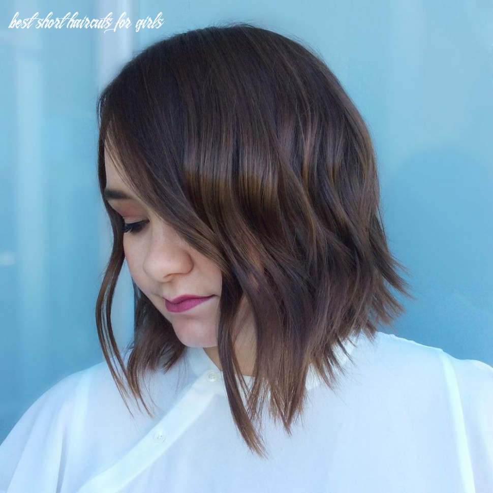 8 best short hairstyles for thin hair to look cute best short haircuts for girls