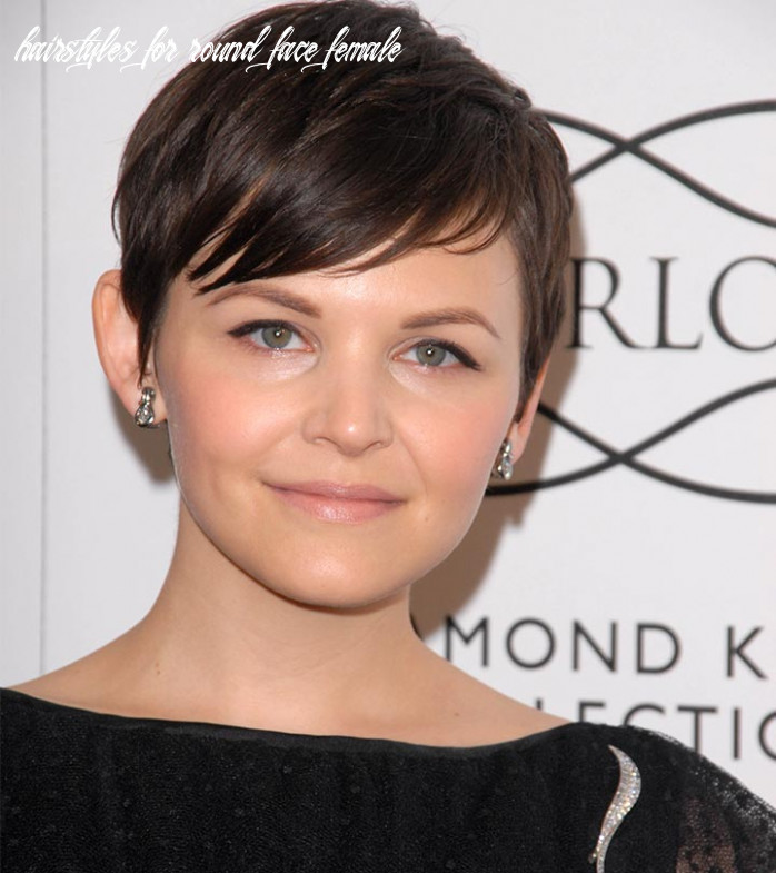 8 stunning short hairstyles for round faces tips and tricks hairstyles for round face female