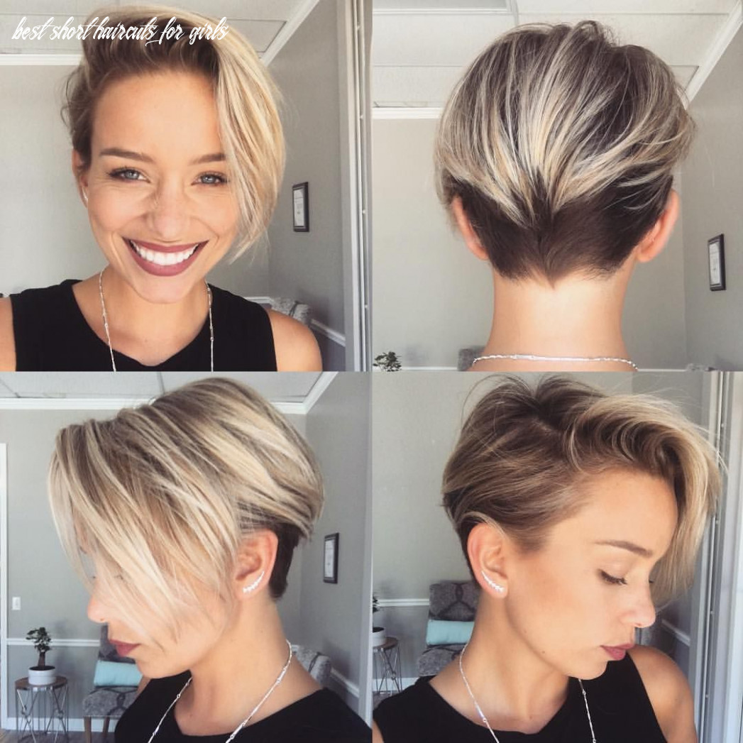 Best short hairstyles 8 female and short haircuts for women best short haircuts for girls