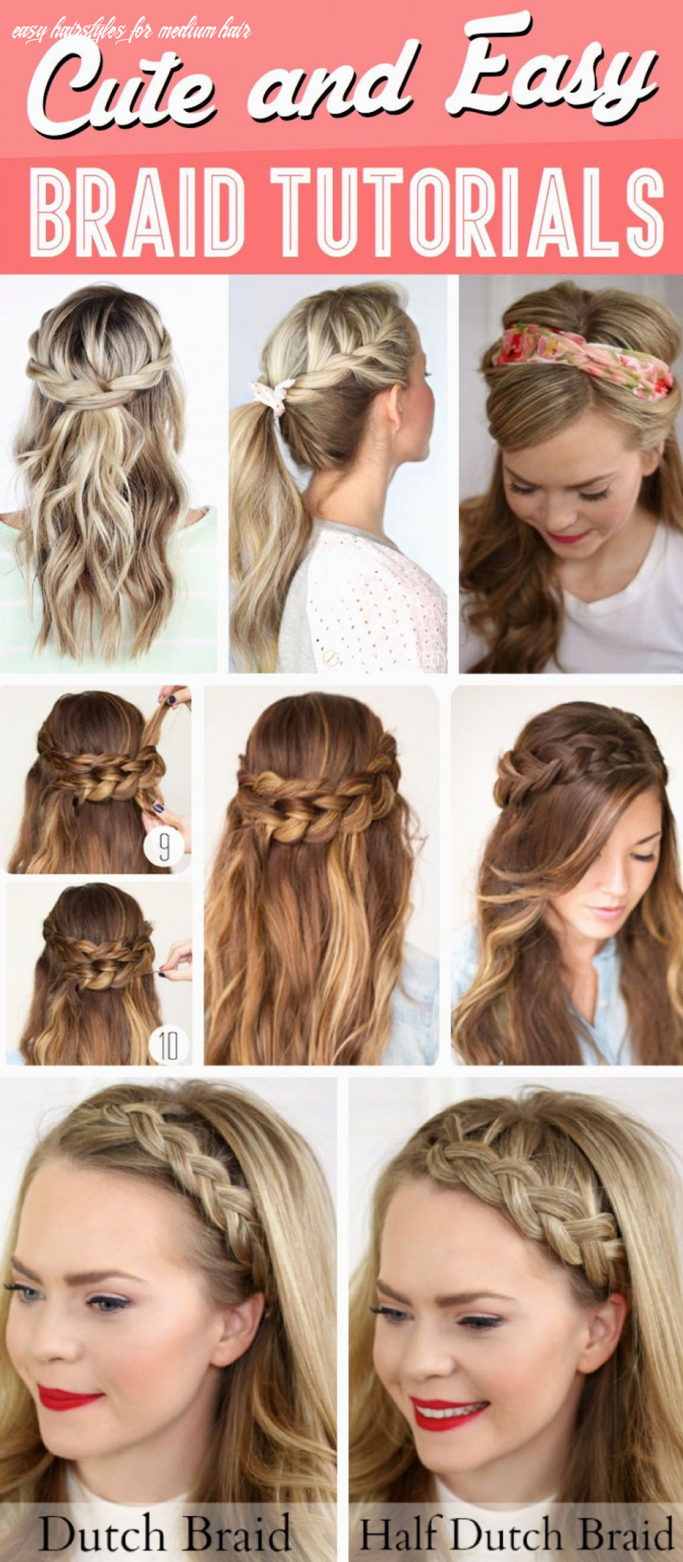 Easy and fast hairstyles for long hair inspirational hairstyles