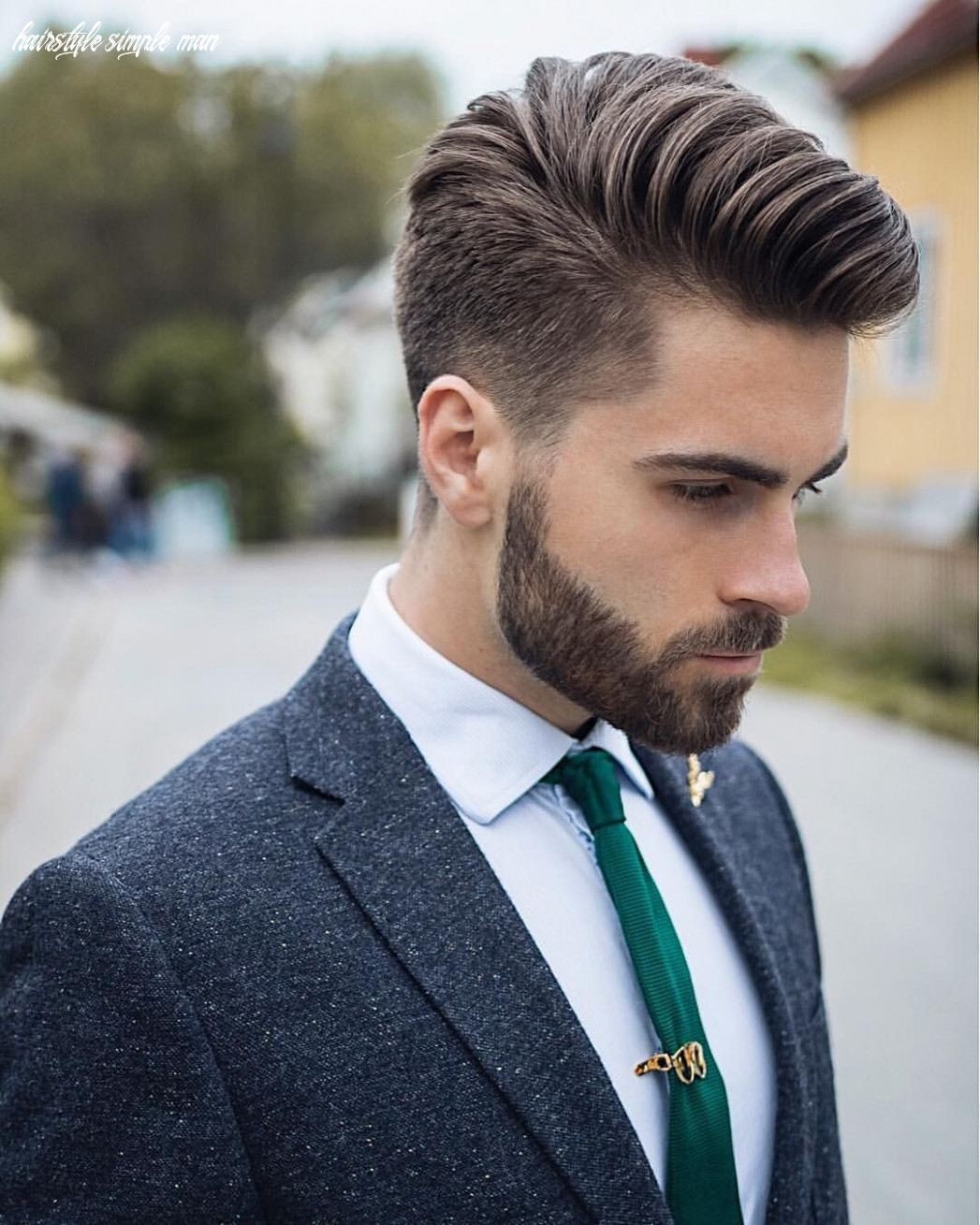 Mens haircuts best haircut for men 8 (with images)   thick