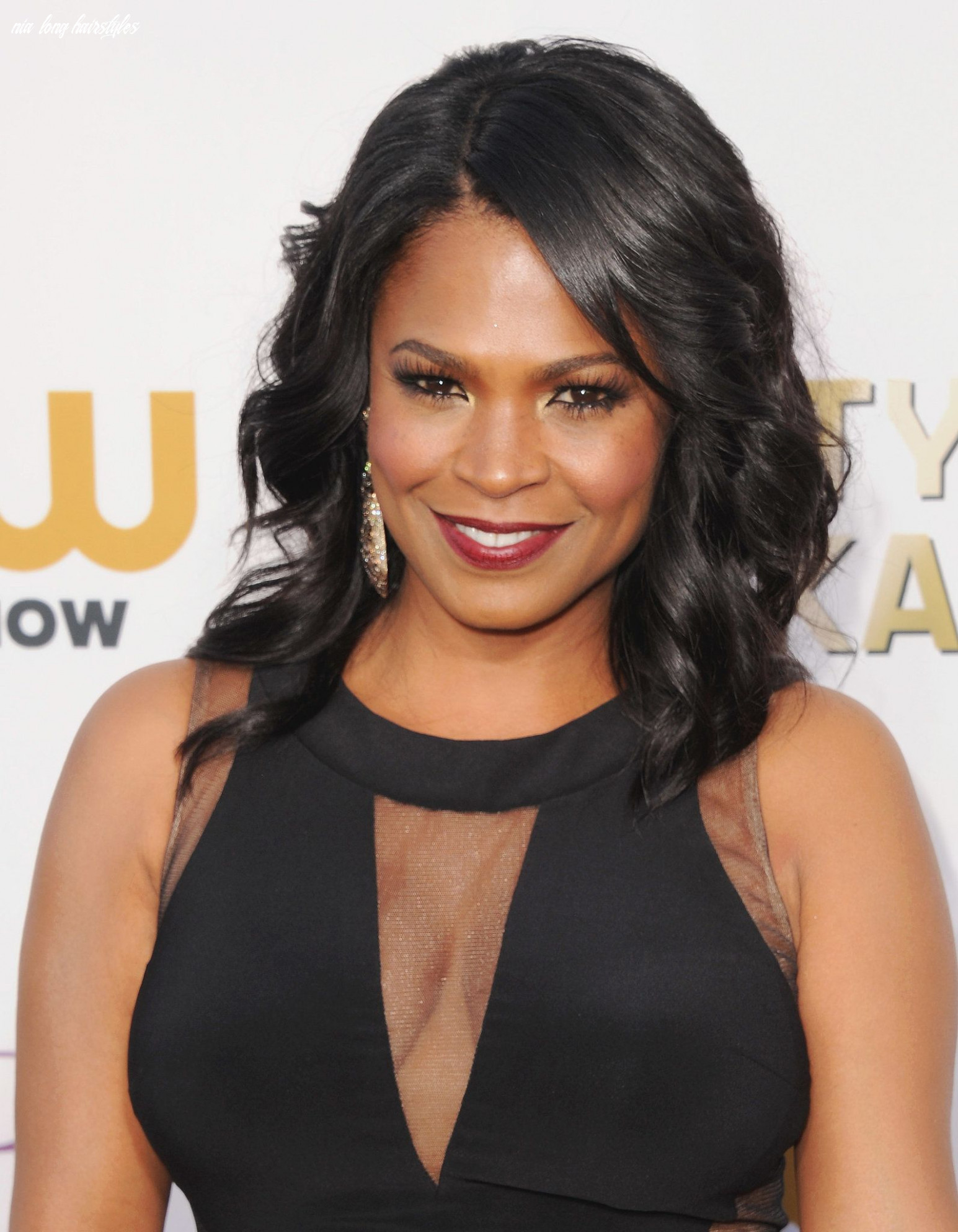 Nia long (with images)   nia long, hair styles, womens hairstyles nia long hairstyles