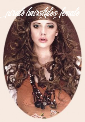 Pirate hairstyles and makeup costume ideas | pirate hair, hair to