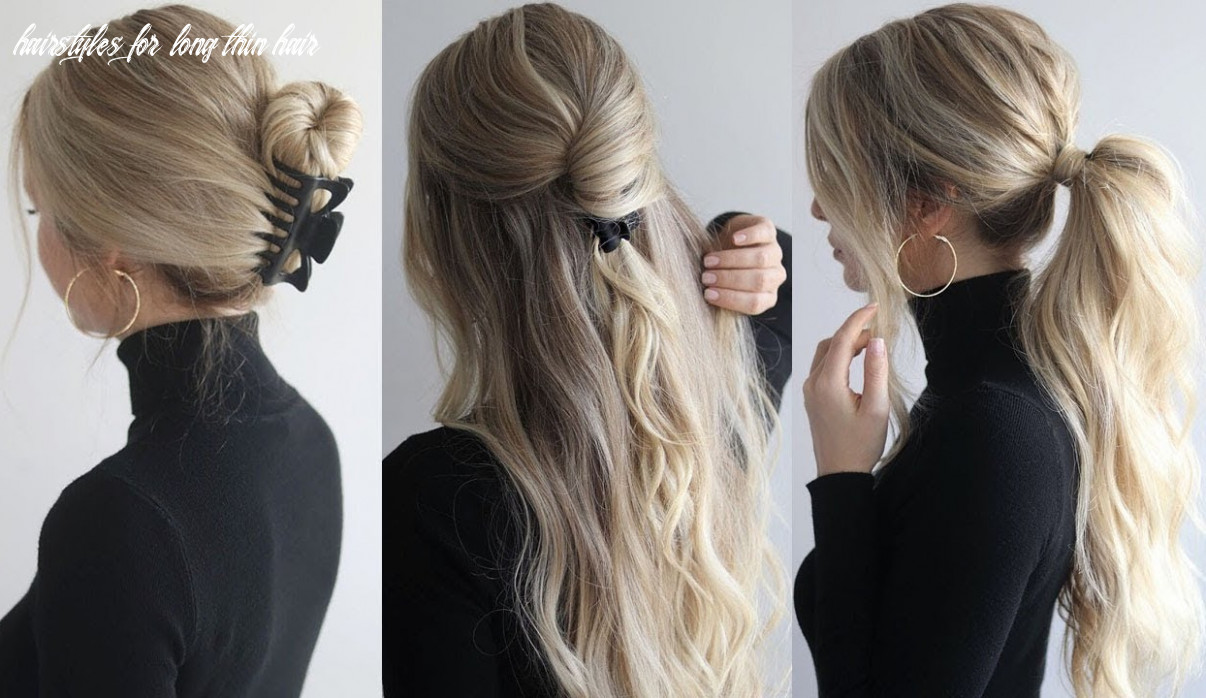 Stay in trend with unique hairstyles for long hair | wes global hairstyles for long thin hair