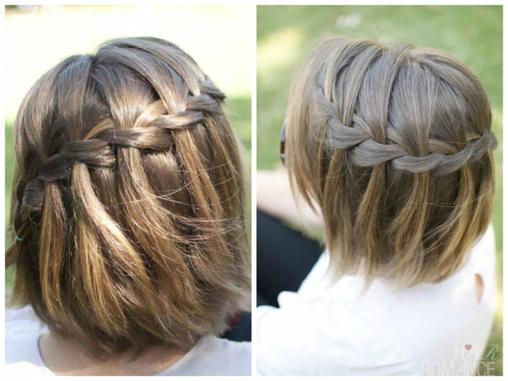 The biggest contribution of braids for medium hair to humanity