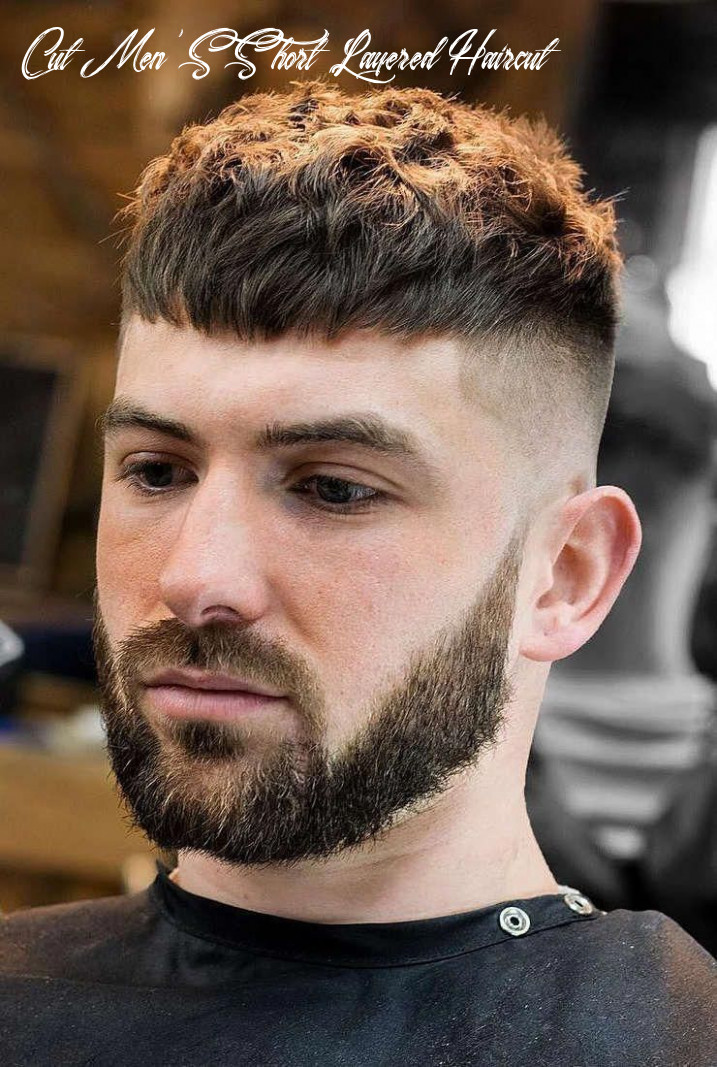 10 best haircuts for men you must try 10 | crop haircut, thick