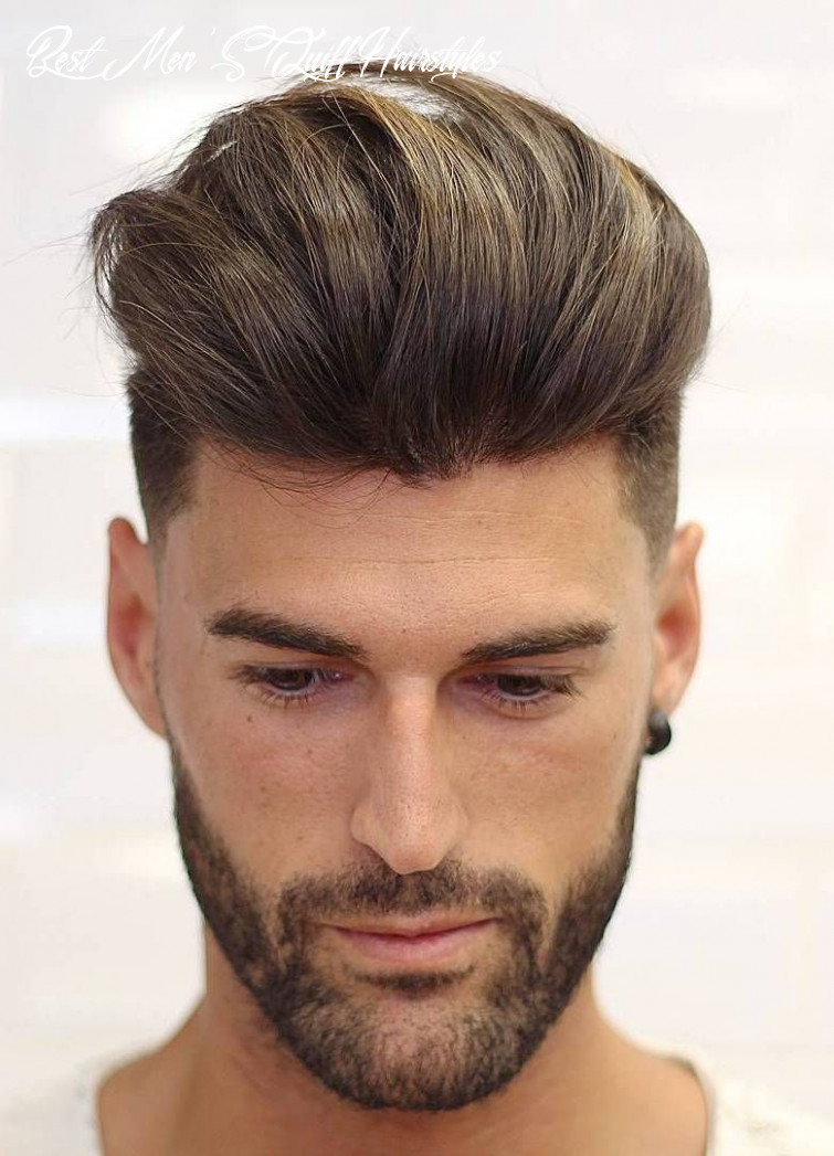 10 best mens quiff hairstyles you will love to try right now