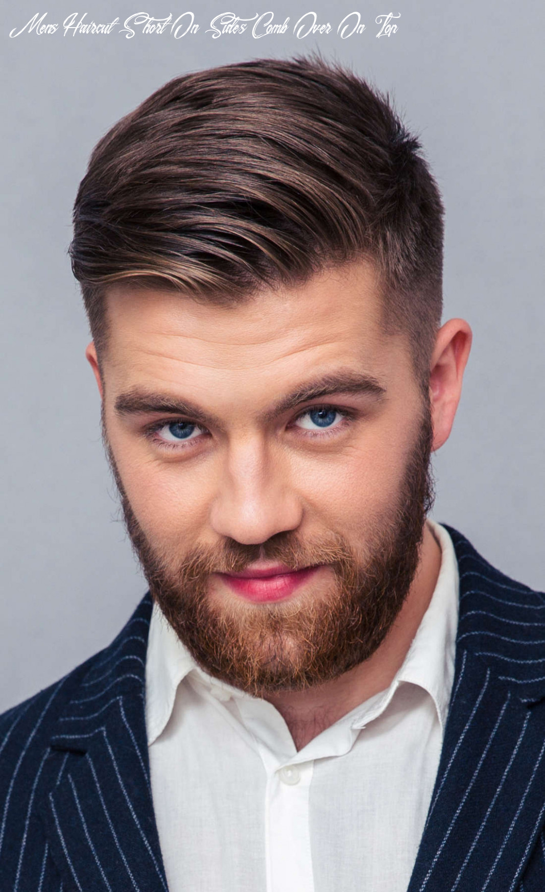10 comb over haircuts: (not what you think!) mens haircut short on sides comb over on top