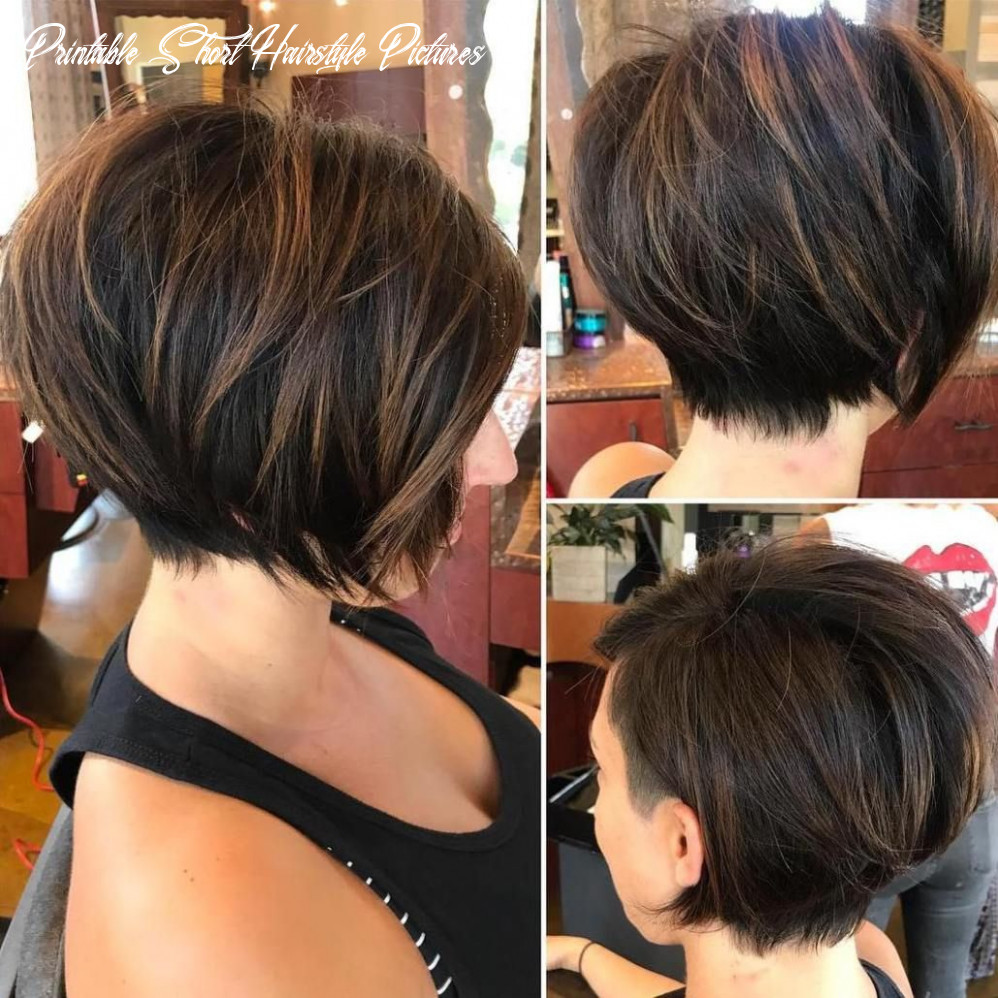 10 cute and easy to style short layered hairstyles   haarschnitt
