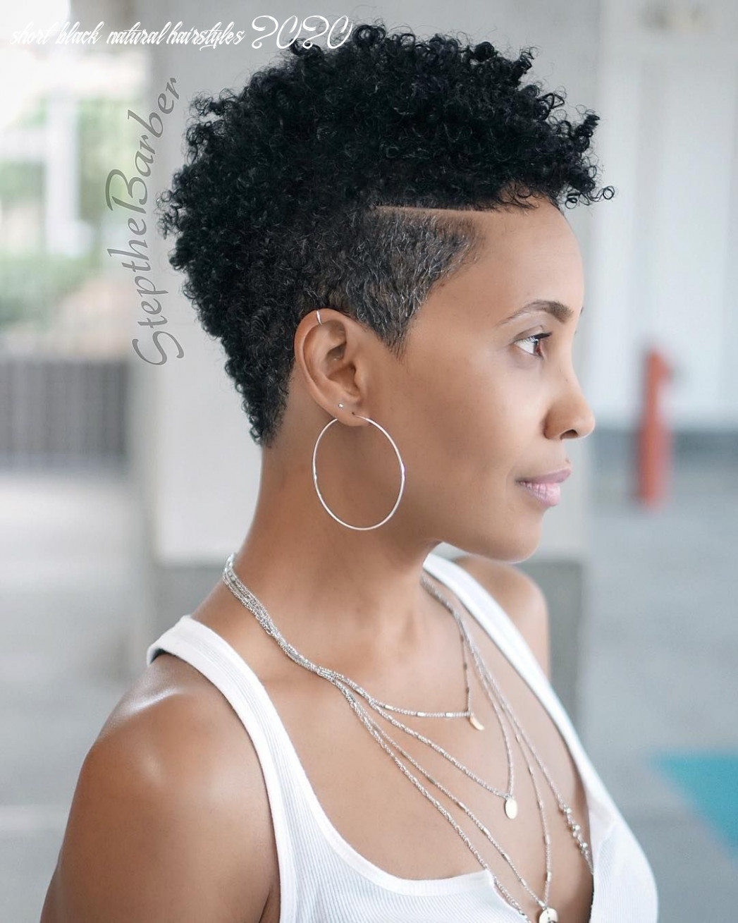 10 fabulous natural hairstyles best short natural hairstyles