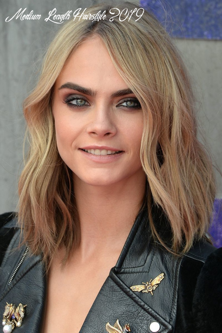 10 medium length hairstyle trends you need for 1019   short hair