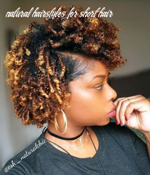 10 most inspiring natural hairstyles for short hair in 10 natural hairstyles for short hair