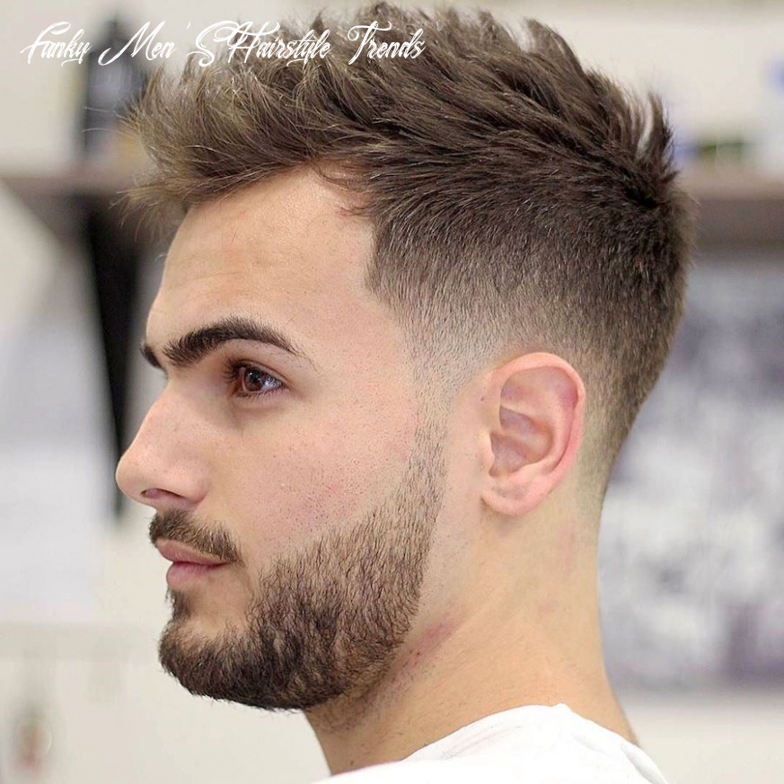 10 textured haircuts hairstyles for men (super cool)   balding
