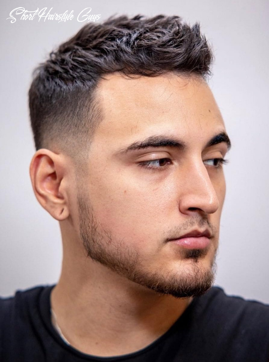 10 unique short hairstyles for men styling tips short hairstyle guys