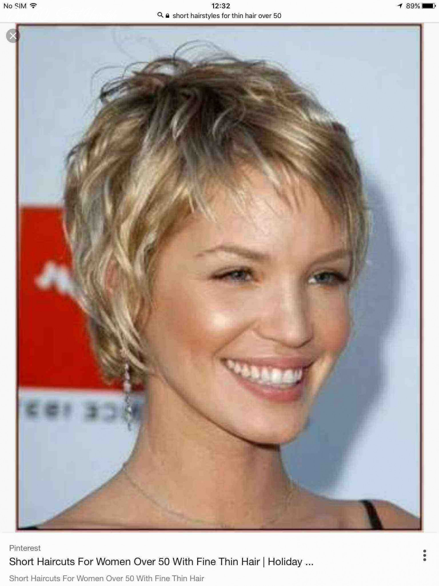 10 unique short hairstyles for older women with thin hair check