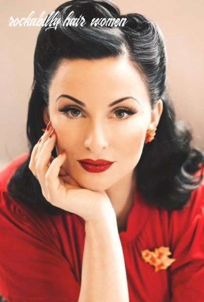 11 big day party makeup women ideas   vintage hairstyles