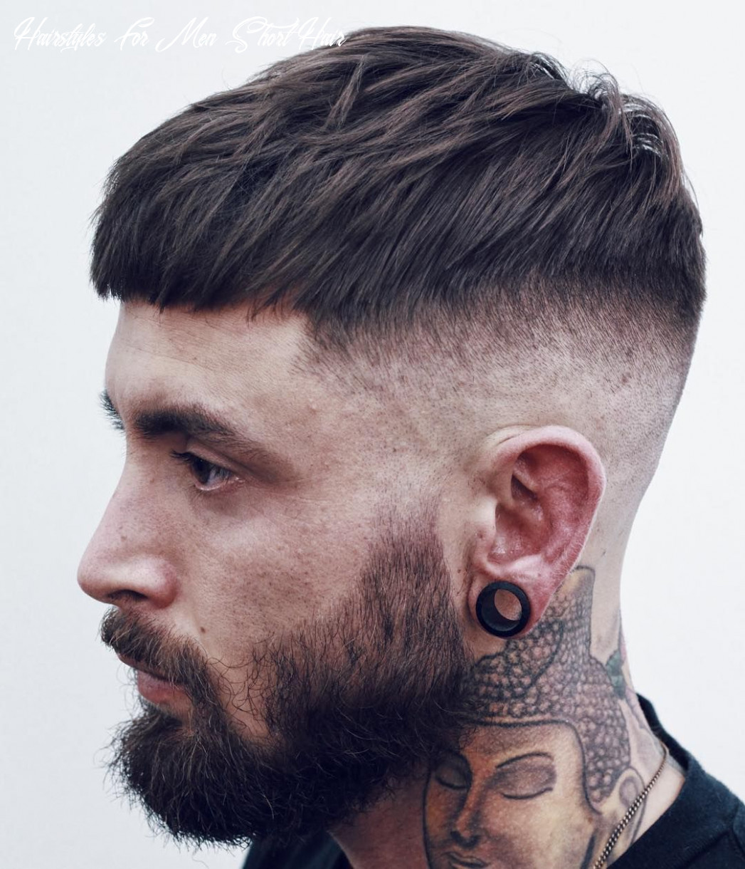 11 cool short haircuts hairstyles for men (11 update)   mens