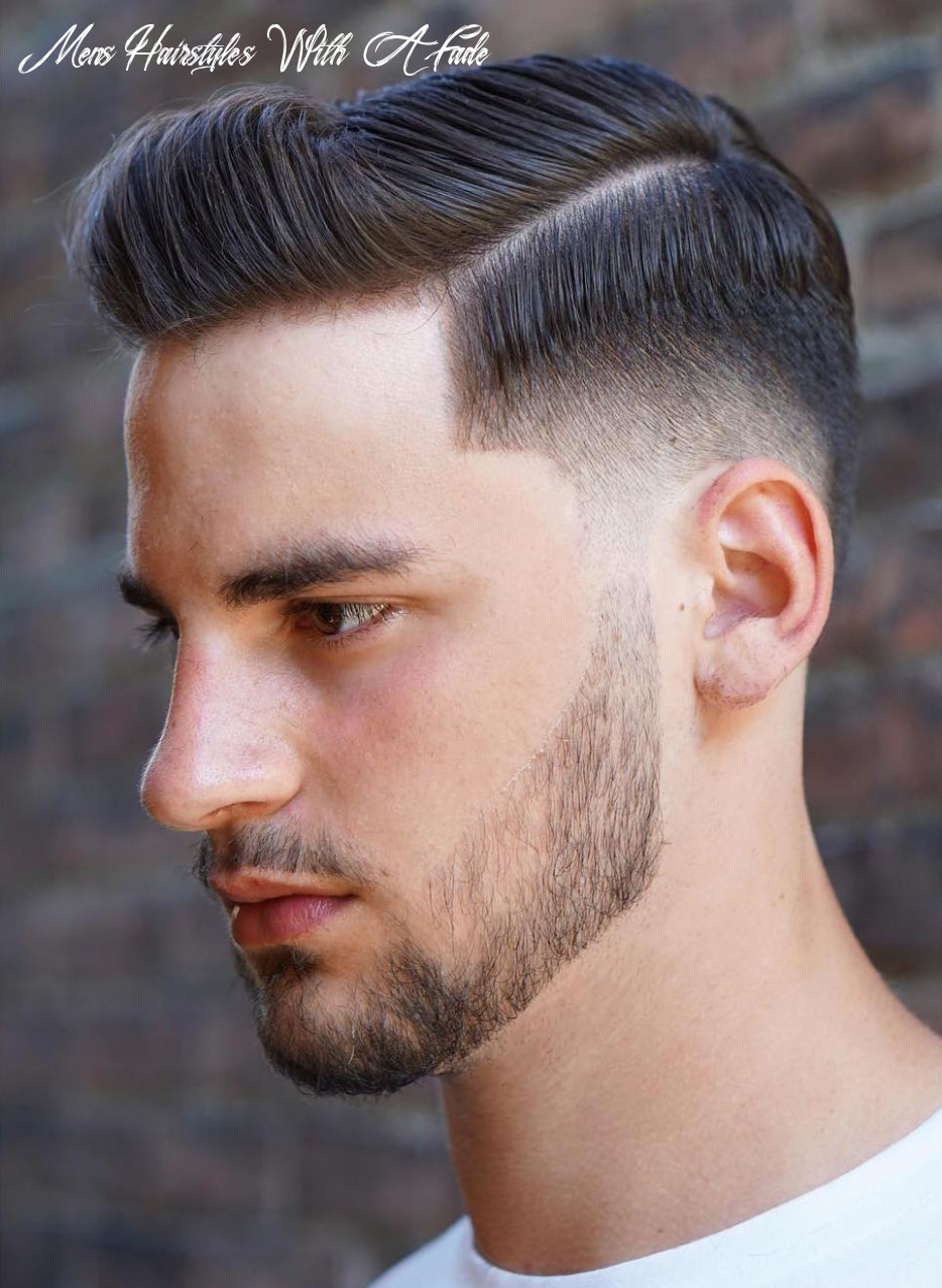 11 elegant taper fade haircuts: for clean cut gents mens hairstyles with a fade