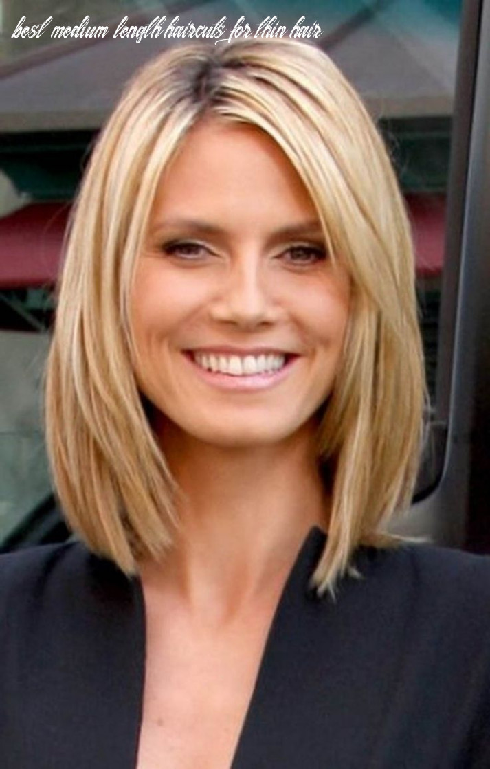 11 gorgeous best haircut for thin hair female in 11   middle