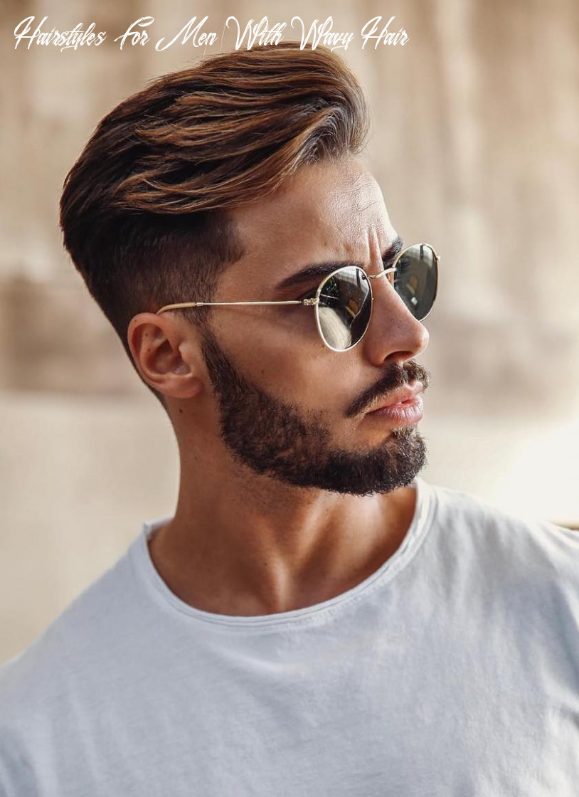 11 hairstyles for men with wavy hair hairstyles for men with wavy hair