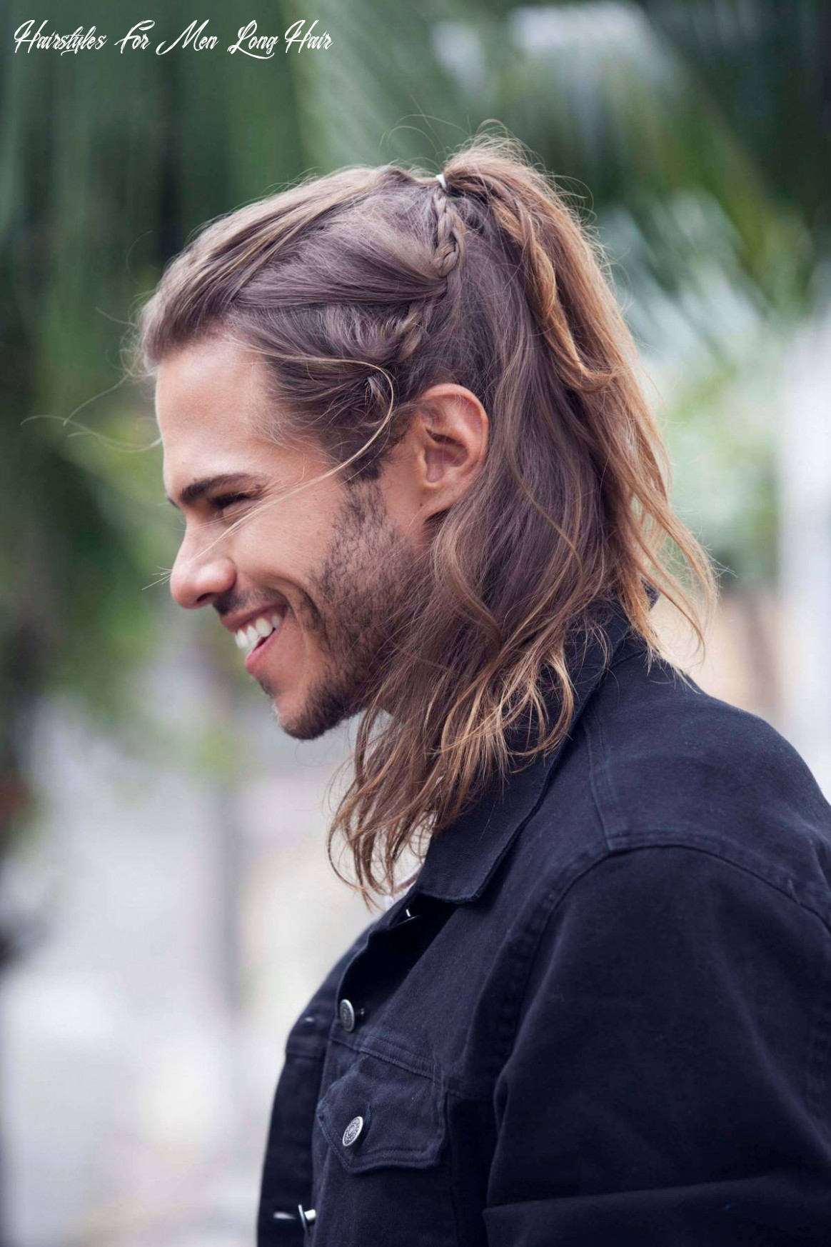 11 incredible long hairstyles & haircuts for men hairstyles for men long hair