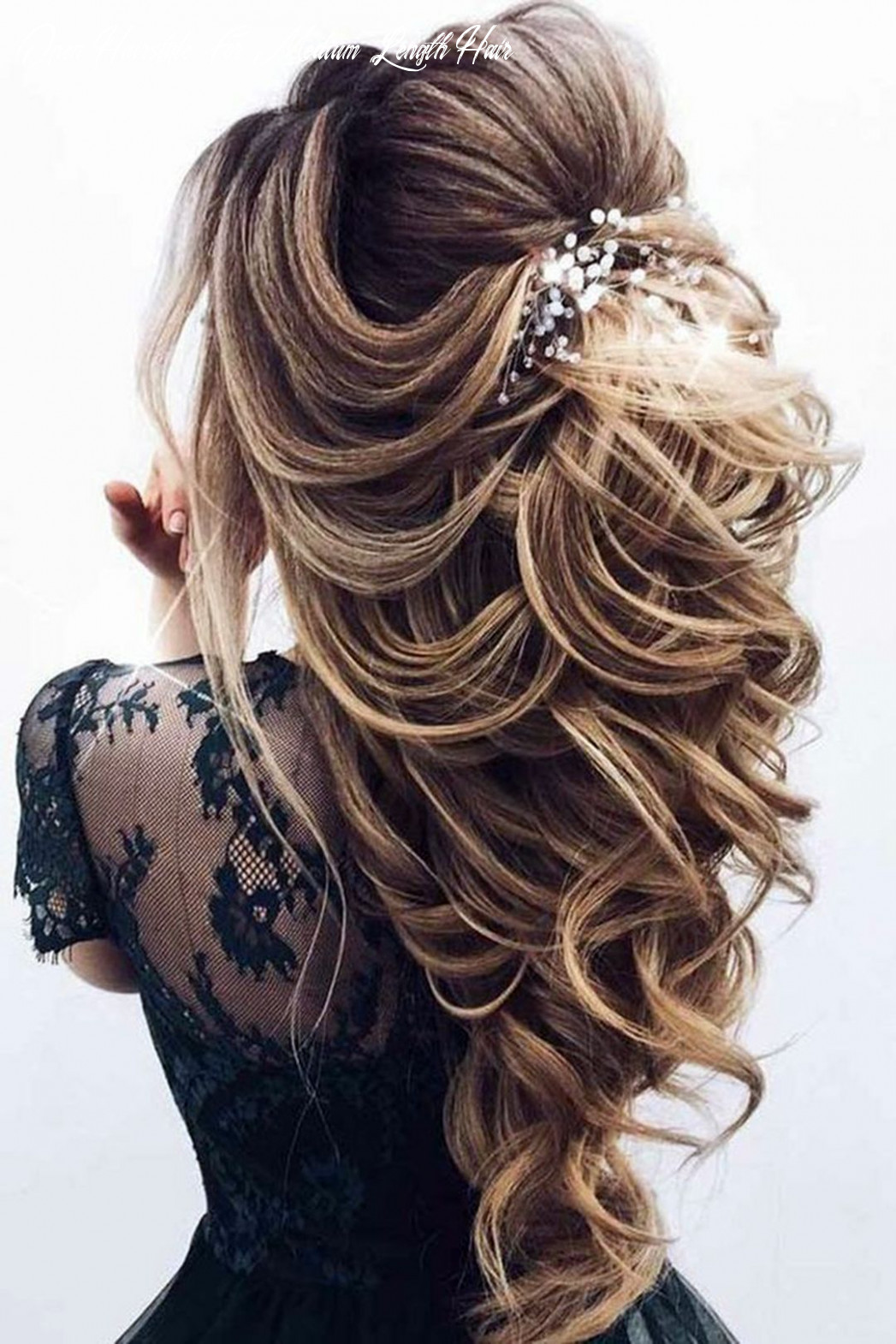 11 memorable prom hairstyle ideas that will make you the center of