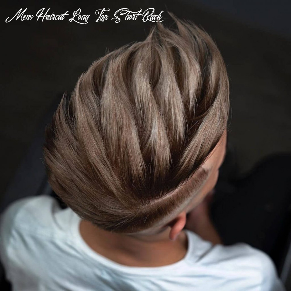 11 short on sides long on top haircuts for men   man haircuts mens haircut long top short back