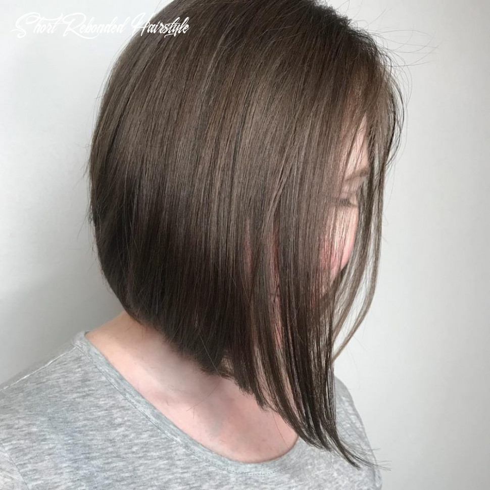 11 short straight hairstyles trending right now in 11 short rebonded hairstyle