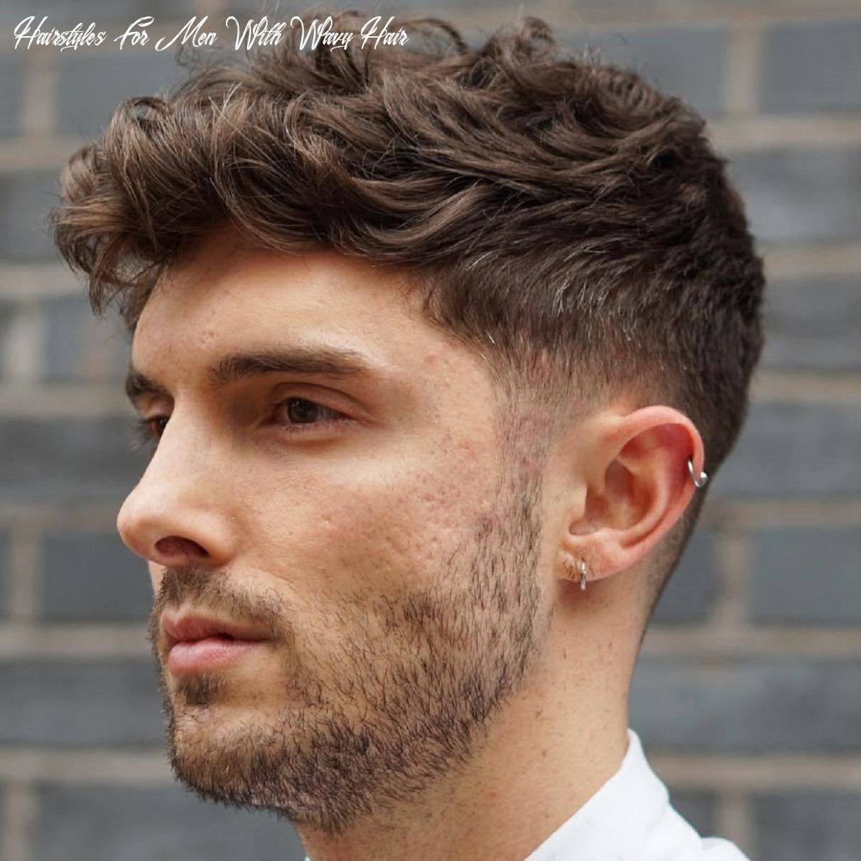 11 statement hairstyles for men with thick hair hairstyles for men with wavy hair