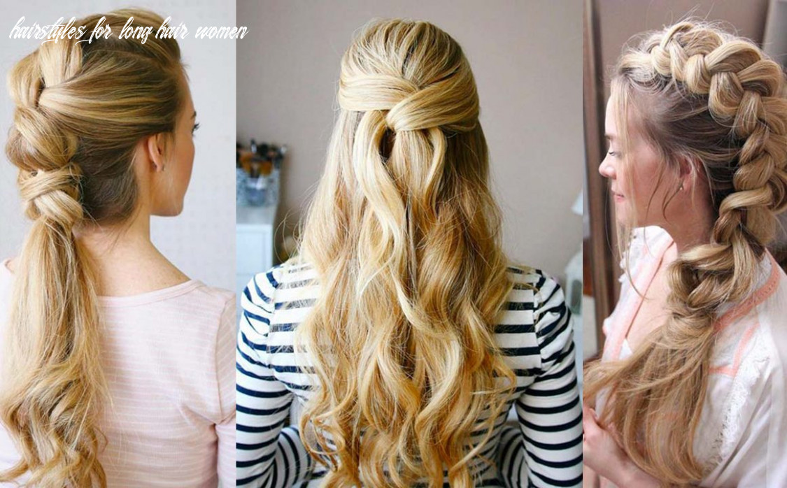 11 trendy long hairstyles for women to try   fashionisers© hairstyles for long hair women
