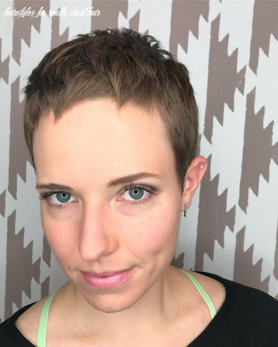 11 very short haircuts for women trending in 11 hairstyles for really short hair