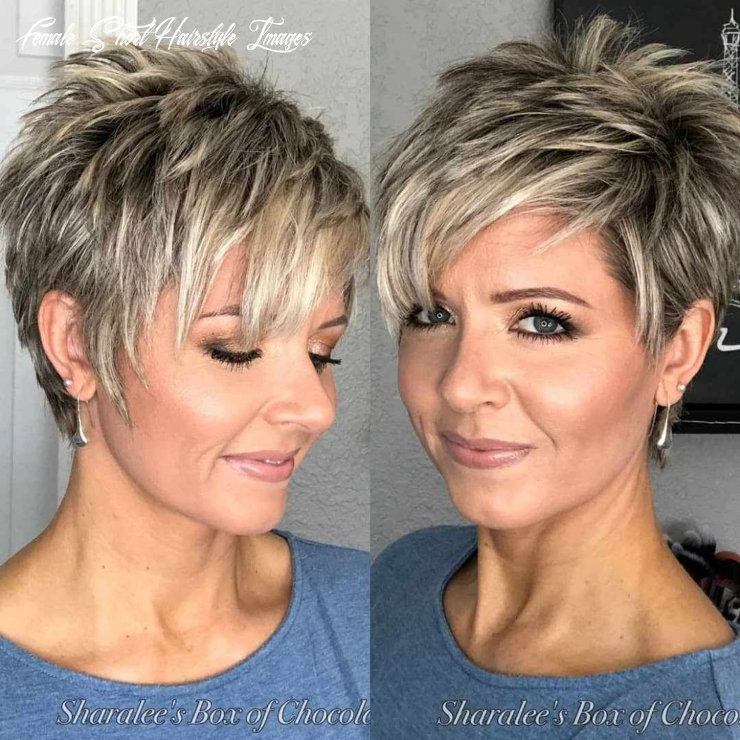 12 best new pixie haircuts for women 12 12   spiked hair
