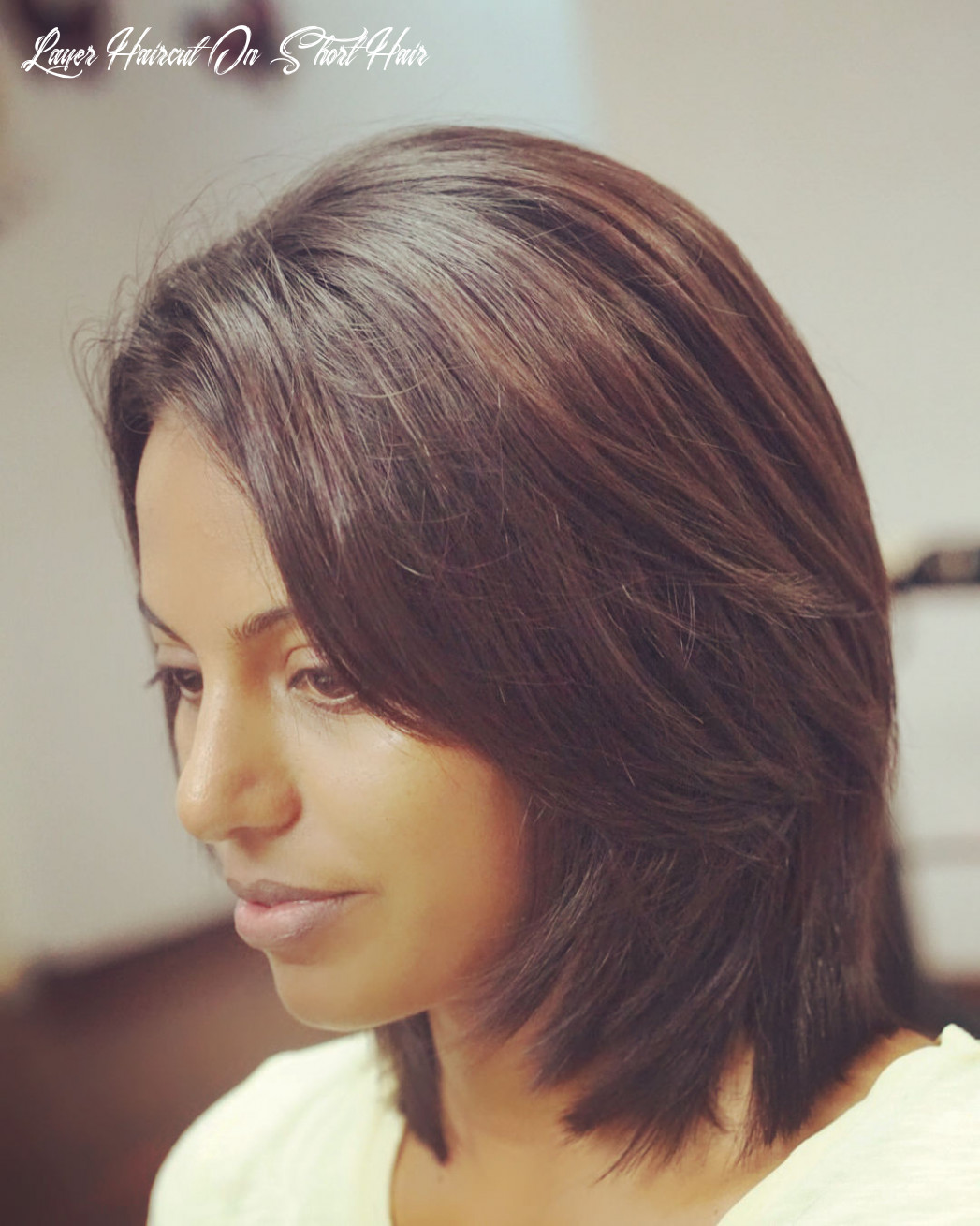 12 gorgeous short layered hairstyles for all hair types prochronism layer haircut on short hair