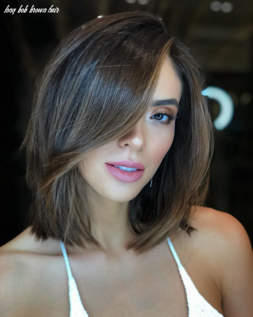 12 layered bob hairstyles to inspire your next haircut in 12 long bob brown hair