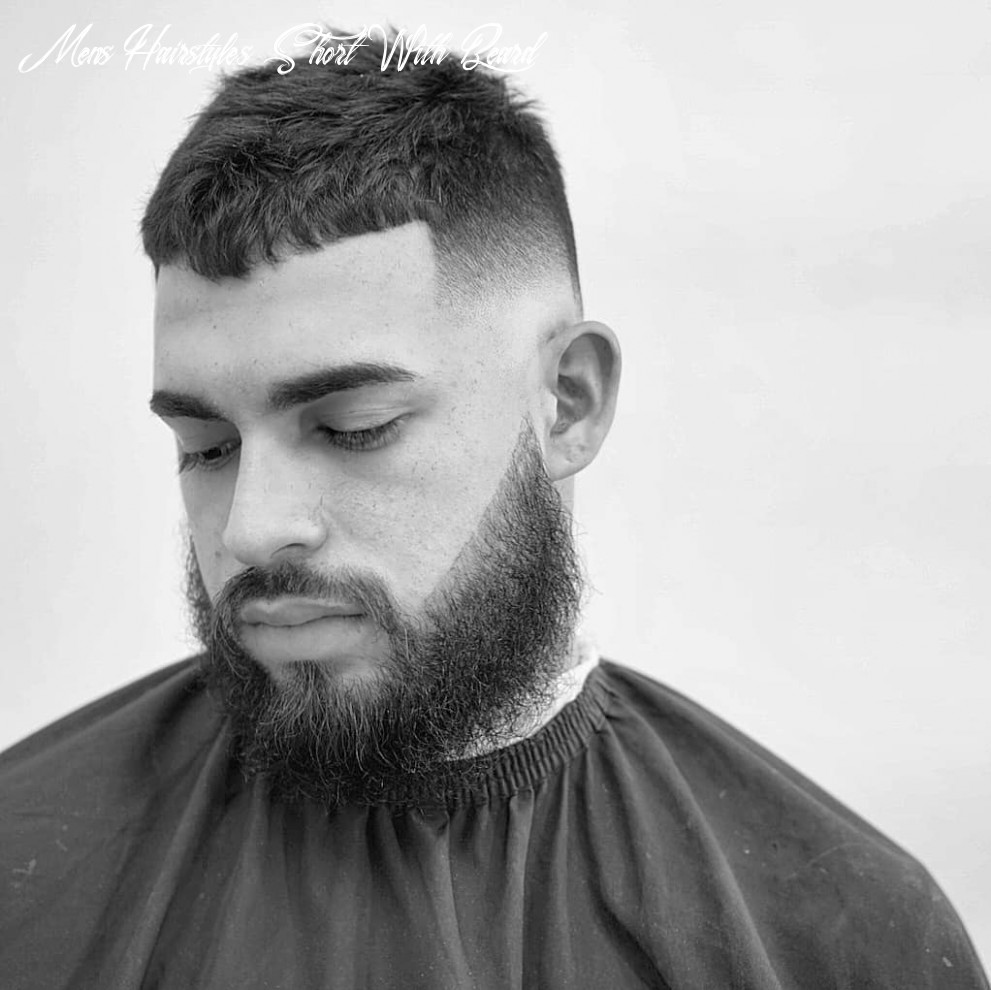 12 short haircuts for men > fresh styles for july 12 mens hairstyles short with beard
