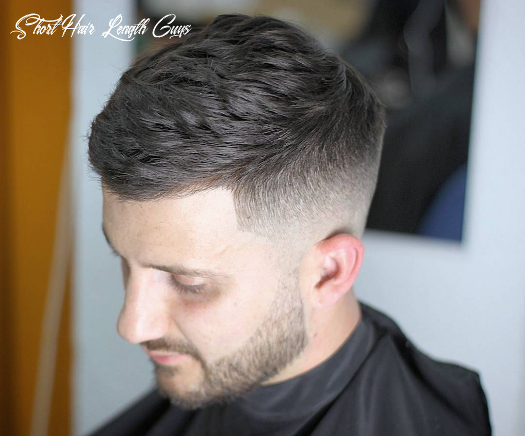 12 short hairstyles for men (12 styles) | mens haircuts short