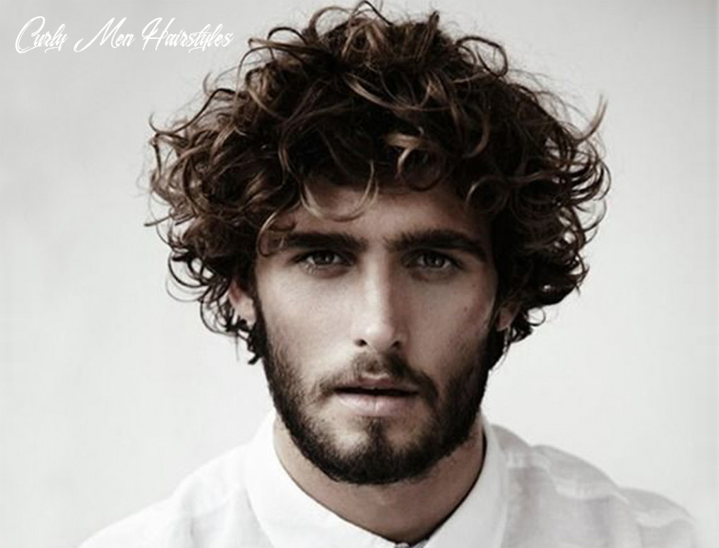 12 stylish curly hairstyle & haircuts for men [12 edition] curly men hairstyles