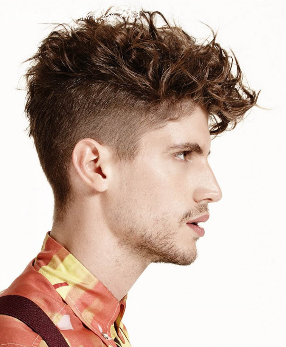 12 stylish curly hairstyle & haircuts for men [12 edition] hairstyles for men curly hair
