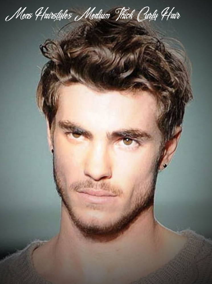 12 stylish curly hairstyle & haircuts for men [12 edition] mens hairstyles medium thick curly hair