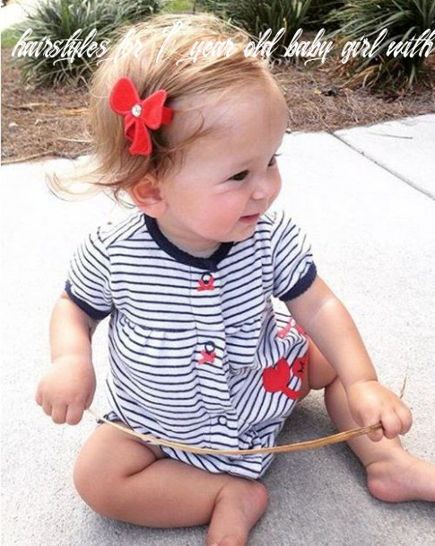 12 super sweet baby girl hairstyles hairstyles for 1 year old baby girl with short hair